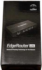 Ubiquiti EdgeRouter Lite (ERLite-3)